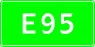 """дорожный знак 6.14.1 """"Номер маршрута"""" прямоугольный"""