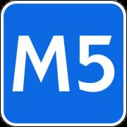 """дорожный знак 6.14.1 """"Номер маршрута"""" квадрат"""