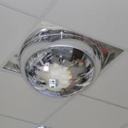 Зеркало 600мм Армстронг, купольное