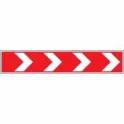 """дорожный знак 1.34.1 """"Направление поворота"""" большой"""