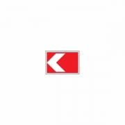 """дорожный знак 1.34.2 """"Направление поворота"""" малый"""