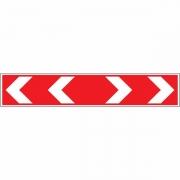 """дорожный знак 1.34.3 """"Направление поворота"""" большой"""