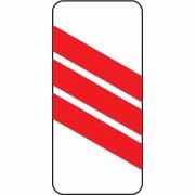 """дорожный знак 1.4.4 """"Приближение к железнодорожному переезду"""""""