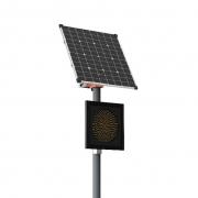 Светодиодный светофор Т7.1 на солнечной батарее