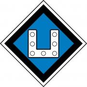 Знак «Постоянный предупредительный сигнальный знак - Включить ток на электровозе»